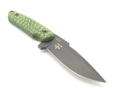 Pro Tech USA Les George Rockeye Limited 52100 Fixed Blade Hunting Camp Knife