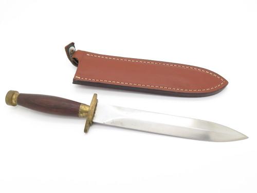 Vintage Tak Fukuta Prototype Seki Japan Fixed Blade Dagger Knife
