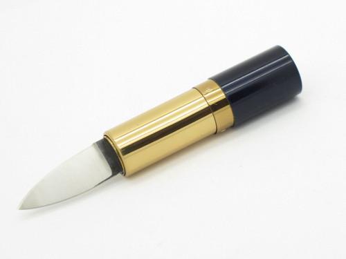 Parker Frost K-343 Seki Japan Lip Stick Pocket Purse Knife