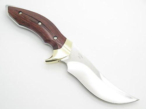 Custom Buck 408 408RWS Kalinga S30V Limited Pro Fixed Rosewood Hunting Knife
