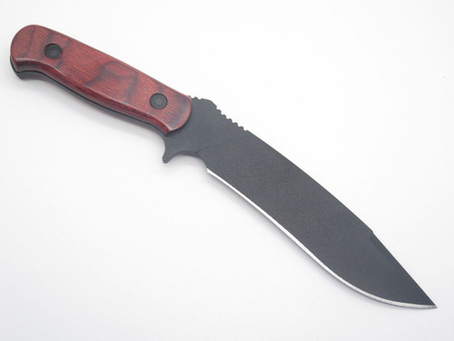 Buck 620 0620RWSWM Reaper Rosewood & Black Fixed Blade Hunting Survival Knife