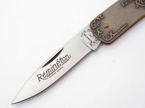 Remington UMC USA R5 175th Anniversary 870 Folding Pocket Knife & Box