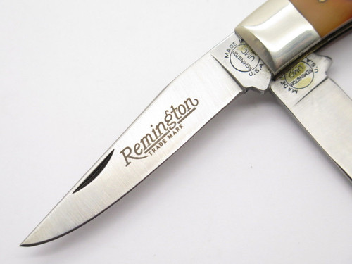 1991 Remington UMC R1178 Mini Trapper Bullet Folding Pocket Knife & Box
