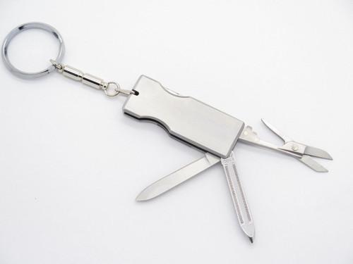 Kershaw Kai 6500 Seki Japan Key Chain Gentleman Folding Pocket Knife