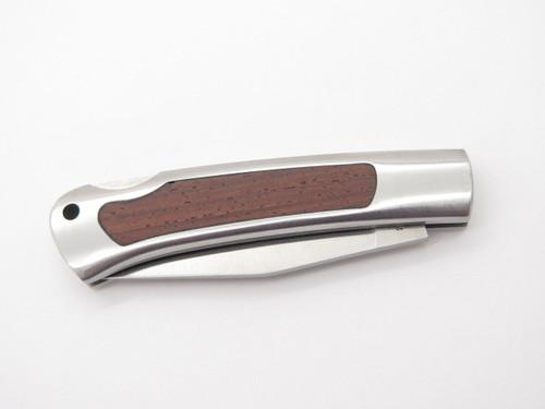 Kershaw Kai 2150 Squaw Creek Seki Japan Small Gentleman Folding Pocket Knife Nos