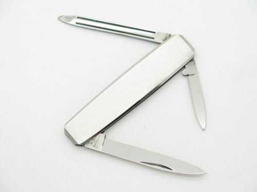 VINTAGE ERN ROSTFREI GERMAN STAINLESS GENTLEMAN LOBSTER FOLDING POCKET KNIFE