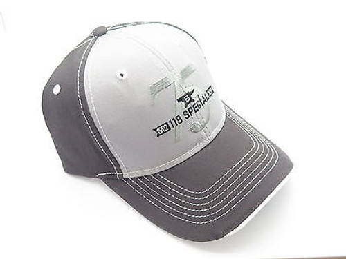 Buck Knives 89113 119 Special 75th Aniversary Collector Baseball Hat Cap