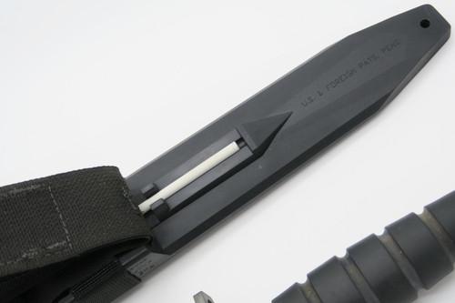 Ontario OKC Chimera 6515 USA Survival Fixed Blade Survival Combat Knife & Sheath