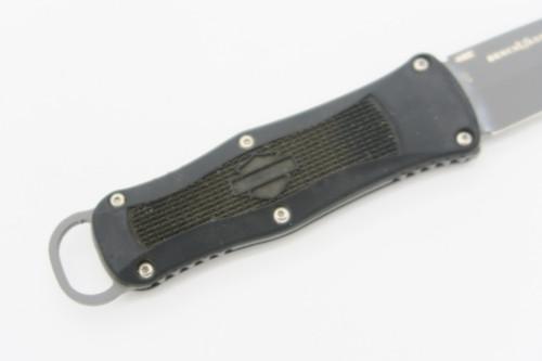 BENCHMADE HARLEY DAVIDSON 13400BK NIGHTSHIFT FIXED BLADE DAGGER KNIFE & SHEATH