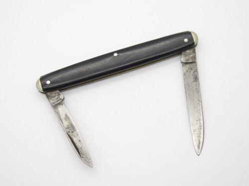 Vtg 1917-1946 Schrade Cut Co Walden NY Small Folding Pocket Pen Knife