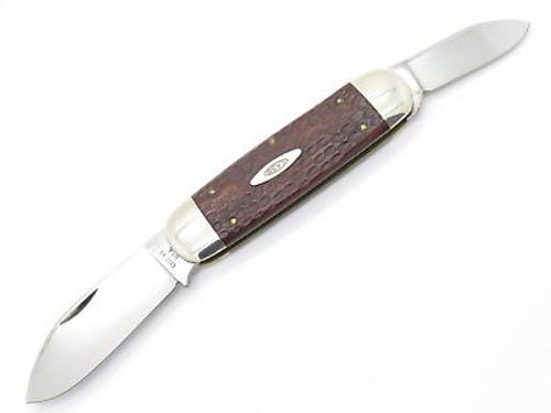 Vtg 1965-1969 Case XX 6250 Sunfish Elephant Toenail Folding Pocket Knife