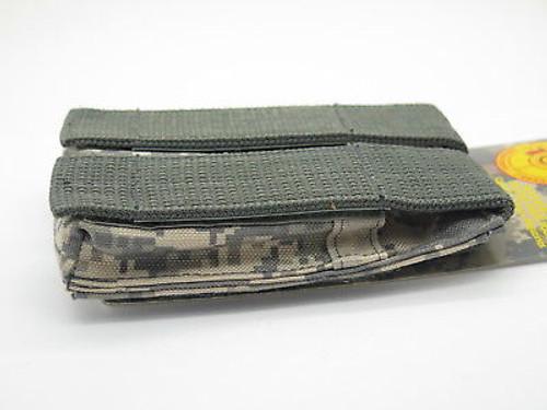 T.O.P M9-22ACU 9mm Camo Pistol Mag Magazine Ammo Pouch Case Sheath Molle
