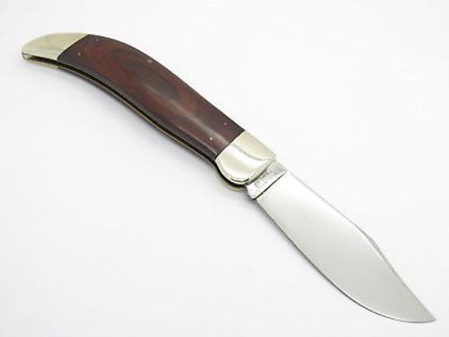 Vtg Error 10 Dot 1980 Case XX P172 Buffalo Folding Hunter Clasp Knife