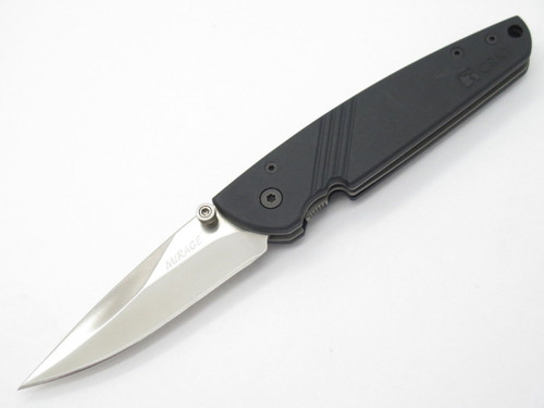 Vtg Taiwan Columbia River CRKT 6702 Small Mirage AUS6 Folding Pocket Knife