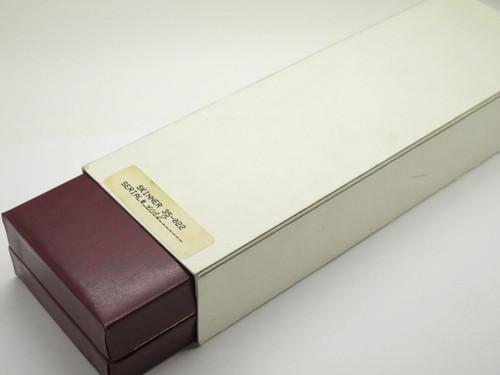 Vtg 1976 Bicentennial Green River Russell Skinner Fixed Blade Hunting Knife