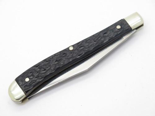 Vtg 1970s Boker Germany Tree Brand 94 1 Blade Trapper Folding Pocket Knife