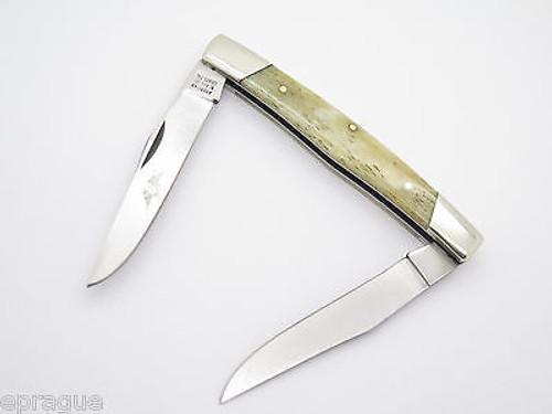 VINTAGE AMERICAN BLADE PARKER EAGLE BRAND AB-24 MUSKRAT FOLDING POCKET KNIFE