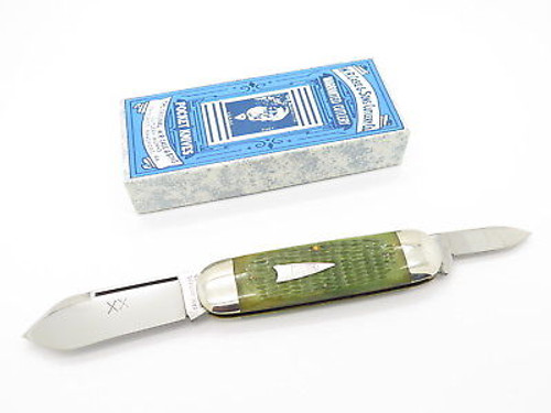 Case Classic XX 62050 Green Bone 1/31 Sunfish Elephant Toenail Knife
