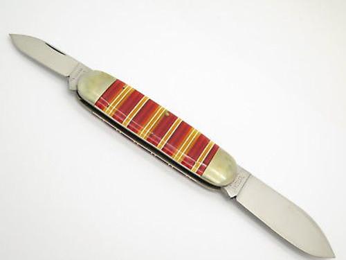 Case Classic XX 72050 Sunfish Elephant Toenail Knife Special Etch 1 Of 9