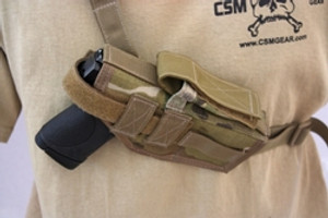 Throw Over Holster