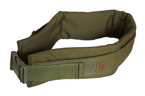 Padded Pistol Belt