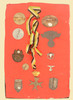 GERMAN 3RD REICH PERIOD MISC AWARDS AND MEDALS - C31040