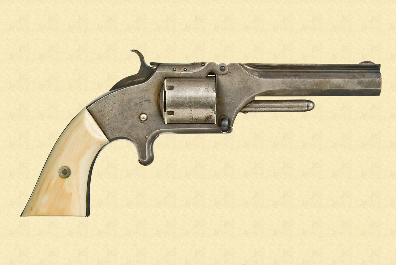 S & W NO. 2 - M1915