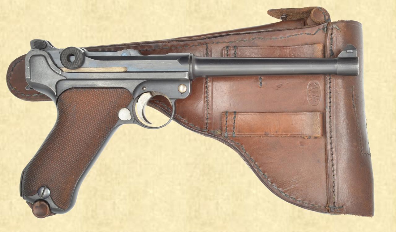 DWM 1917 NAVY LUGER RIG - Z35332