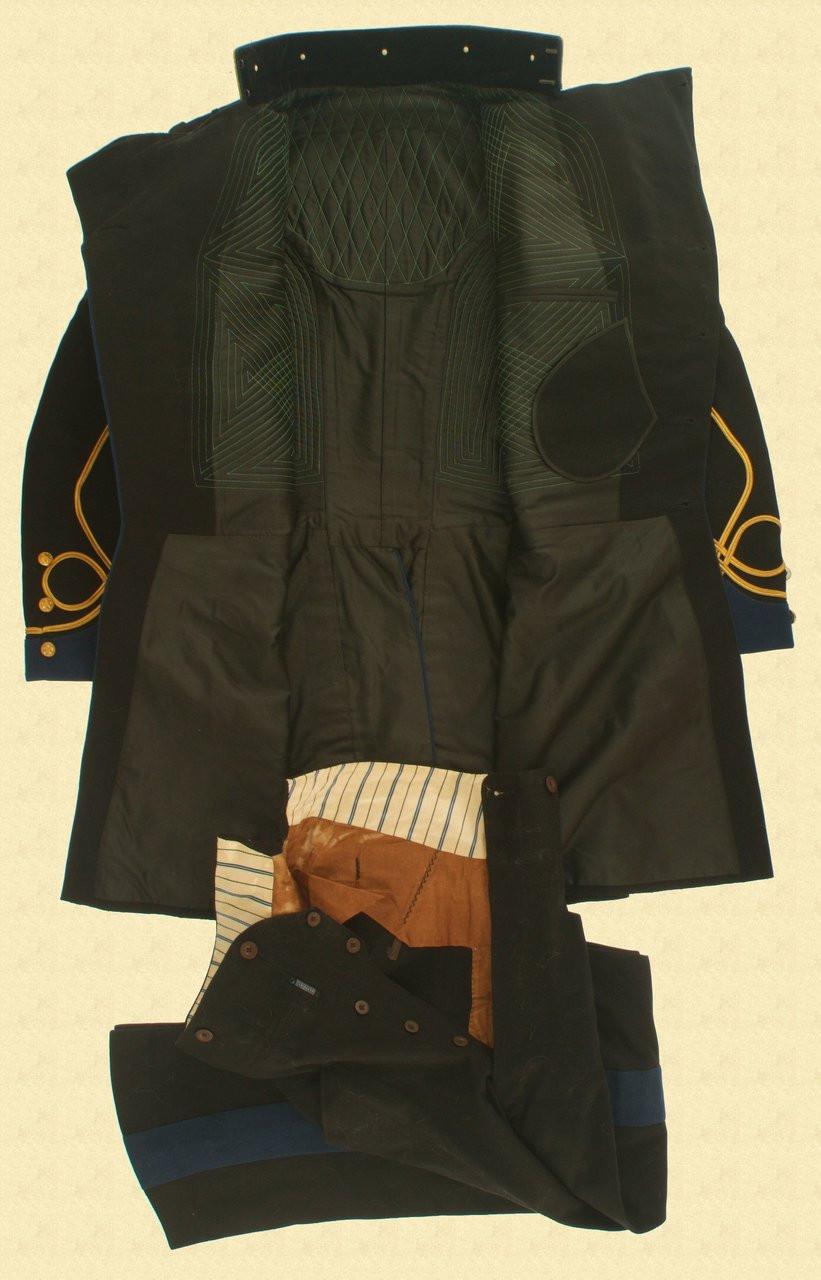 JAPANESE POLICE DRESS UNIFORM - C12335