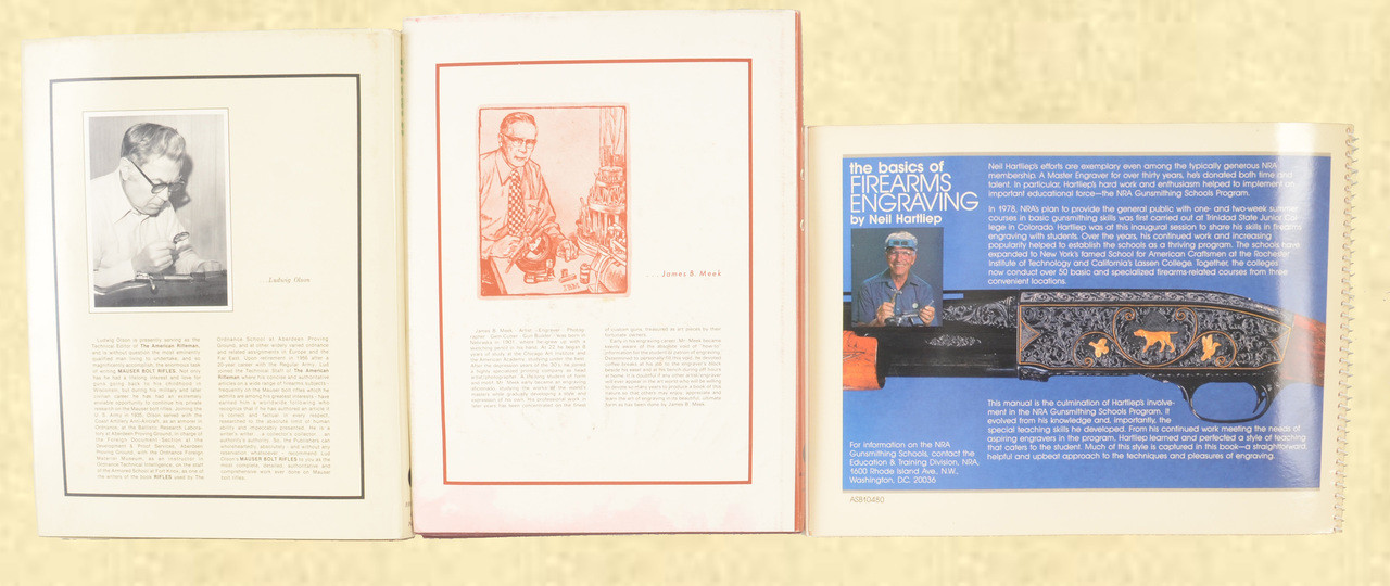 BOOKS LOT OF 3 - C42569