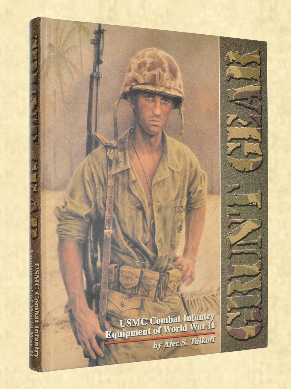 BOOK GRUNT GEAR USMC COMBAT INFANTRY - C42910