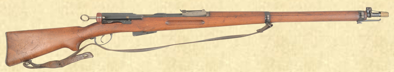 WF BERN MODEL 1896/11 INFANTRY RIFLE - Z40788
