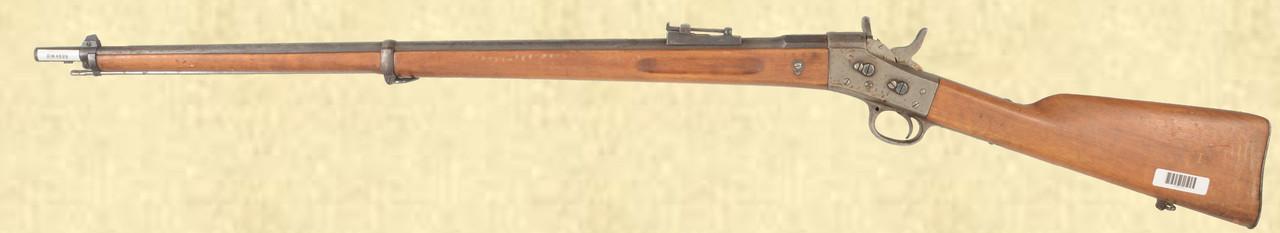 CARL GUSTAF 1867 ROLLING BLOCK - Z39595