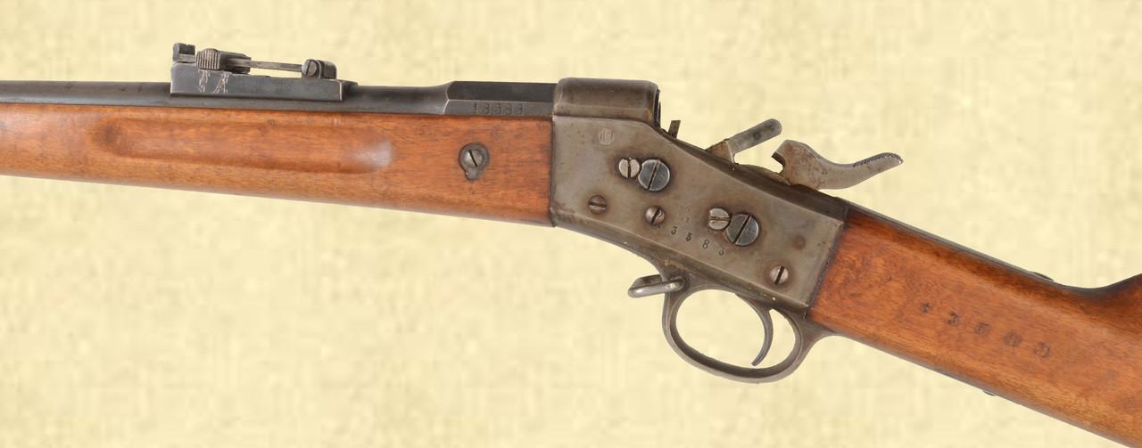 CARL GUSTAF 1867 ROLLING BLOCK - Z39600