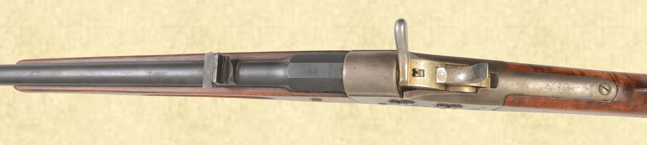 HUSQVARNA 1867 ROLLING BLOCK RIFLE - Z39623
