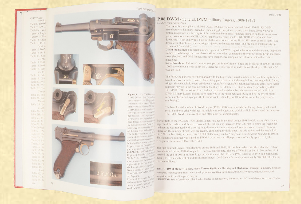 CENTRAL POWERS PISTOLS BY JAN C STILL - M7528
