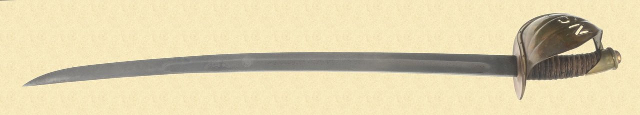 AMES M1860 OFFICERS NAVAL CUTLASS - C20875