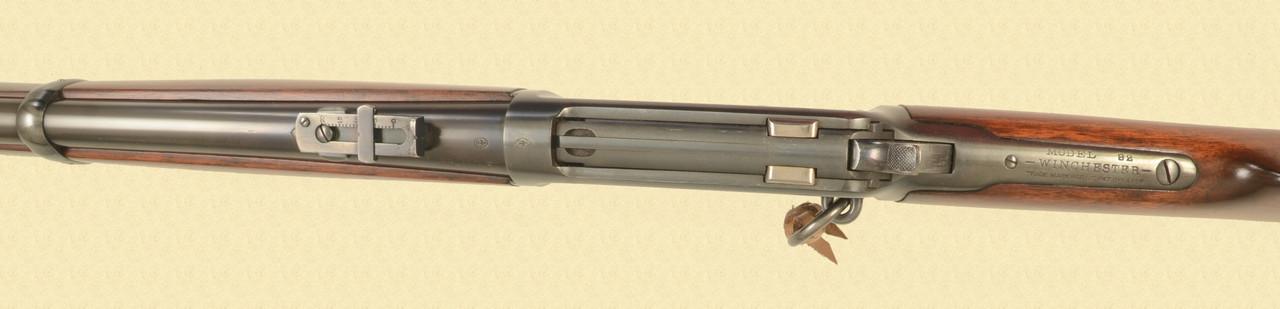 WINCHESTER MODEL 92 SADDLE RING CARBINE - C44556