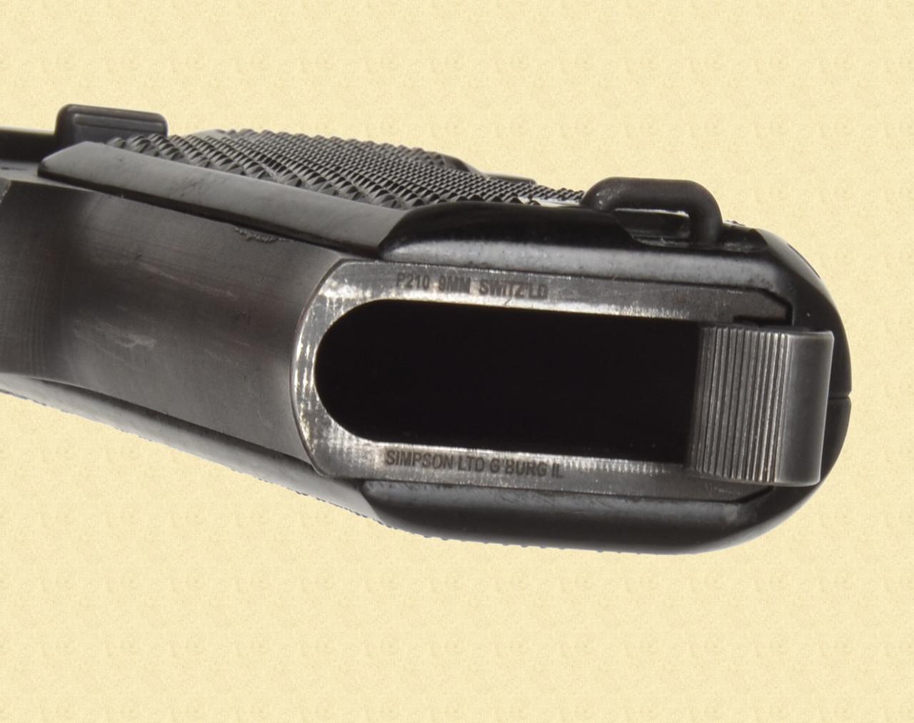 SIG NEUHAUSEN P 210 - Z42034