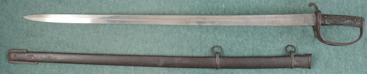BRITISH PATTERN 1853 CAVALRY SABER - C45006