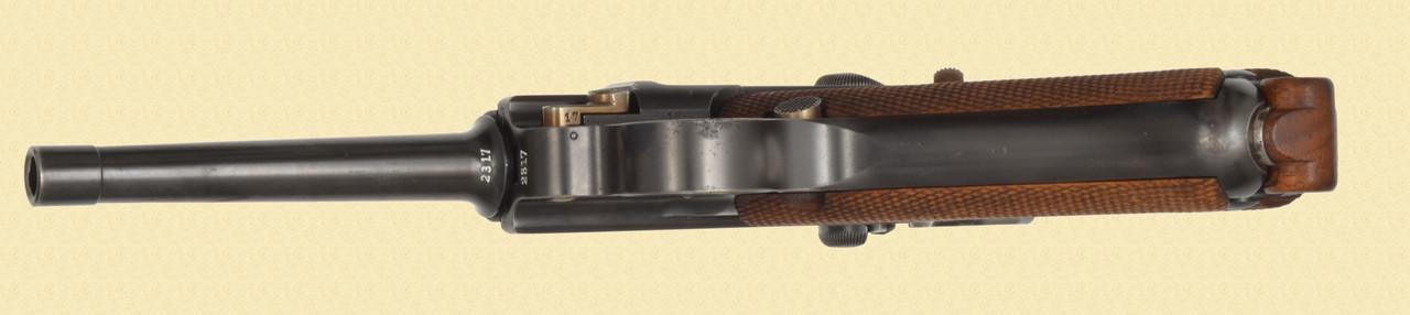 DWM 1900 SWISS MILITARY - D15598