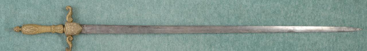 U.S. ARMY MODEL 1840 MEDICAL STAFF SWORD - C45008