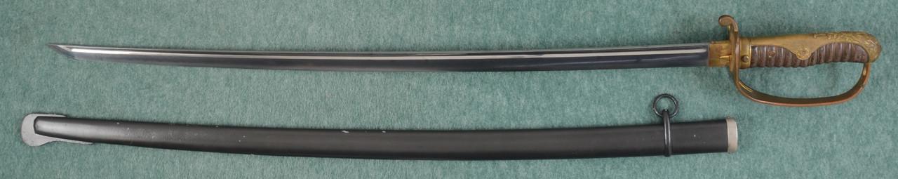 JAPAN TYPE 19 CAVALRY COMPANY GRADE SWORD - C45013
