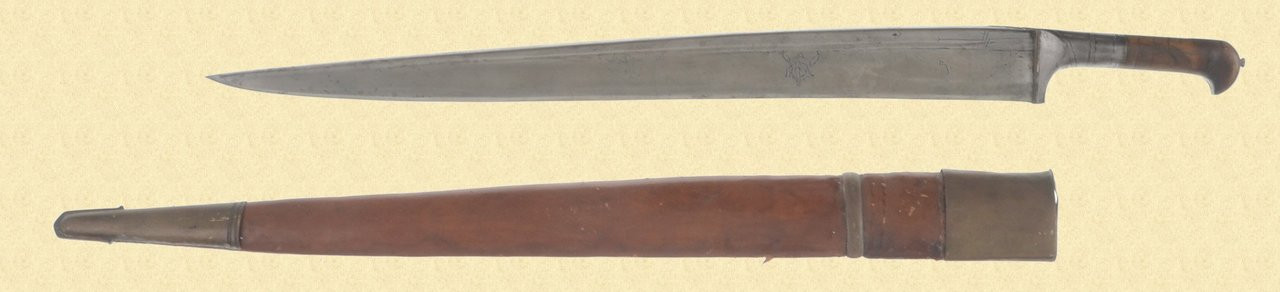 MIDDLE EASTERN SWORD - C19422