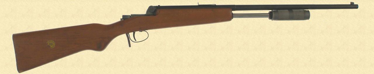 EXCELLENT-GEVARET MOD C II K AIR RIFLE - C9790