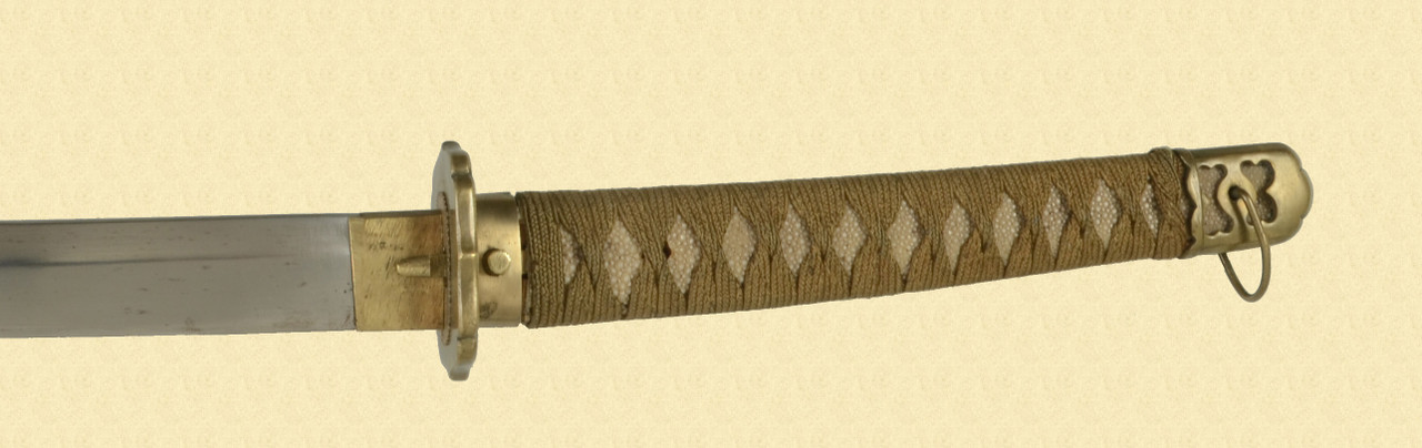 JAPANESE KATANA SWORD REPRODUCTION - C45714