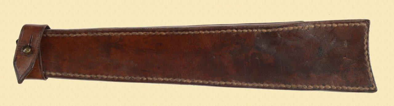 BRITISH WW2 MACHETE SCABBARD - M6298
