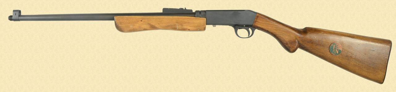 FN .22 TAKE DOWN SURVIVLE RIFLE - Z43037