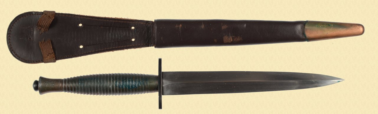 FAIRBAIRN SYKES THIRD PATTERN FIGHTING KNIFE - C24458
