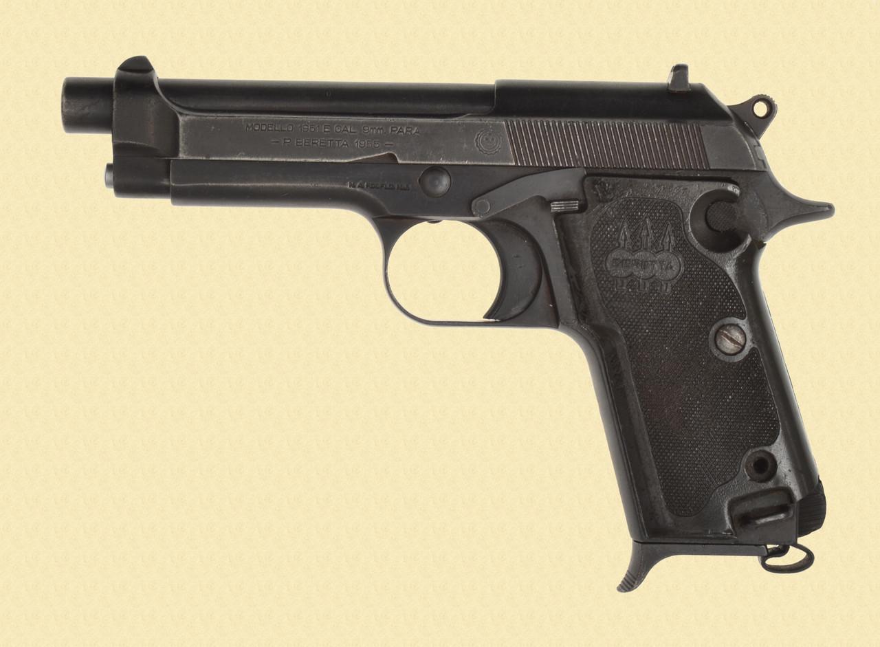 BERETTA MODELO 1951E - C46707